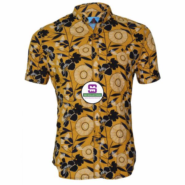 Men Floral Shirts kenya product by SM Kollectionz